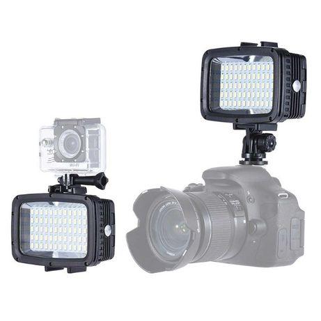 Осветление за подводно снимане SL-101, До 40м, 12W, 2бр Li-ion батерии