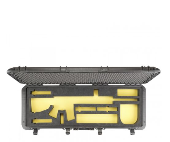 Airsoft/Paintball Carcasa rigida tip valiza pt pusca cu luneta