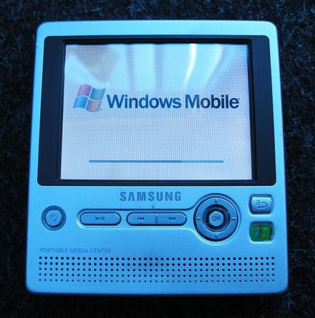 Samsung Portable Media Center YH-999 - 20 GB