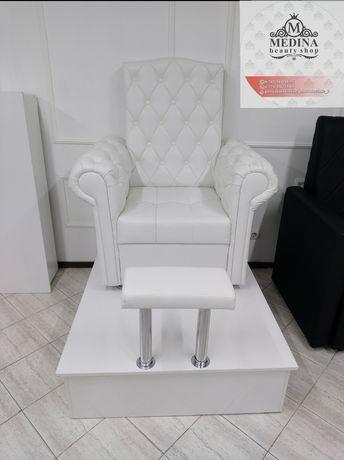 Педикюрный кресло для педикюра маникюрный