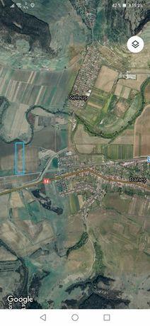 teren agricol Danes, jud. Mures