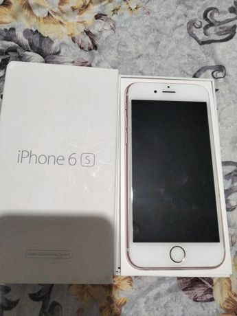 Продам смартфон iPhone 6 s