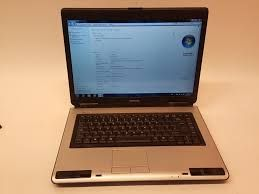 Laptop Toshiba Intel Core 2 Duo 2Ghz
