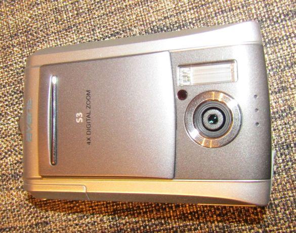 Camera foto digitala AVANT S3 - NOUA , 4x Digital zoom , 3 in one