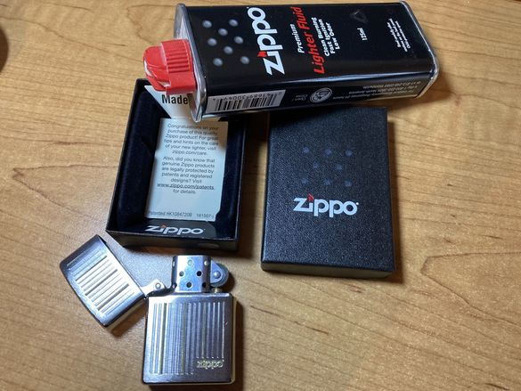 Zippo Нова Американска Запалка