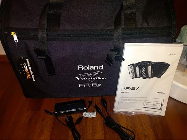 Acordeon Roland Fr8x-BK Nou cu garantie