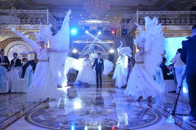Лучшая свадьба от свадебного агентства My Dream International Weddin