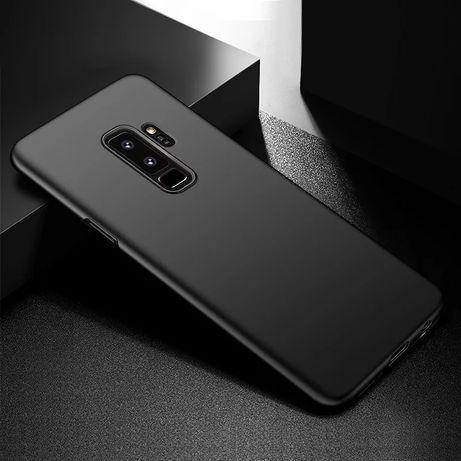 Матов Ултра тънък кейс Thin Fit за Samsung Galaxy S9 и S9+ Plus