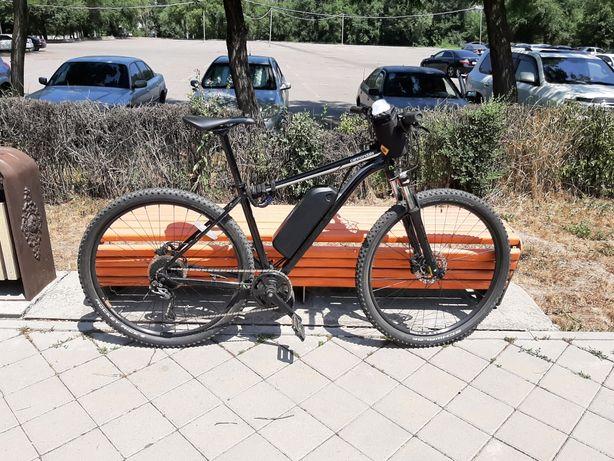 Электровелосипед (кареточный мотор Bafang 750 Вт)