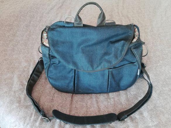 Чанта за бебешка количка на minene