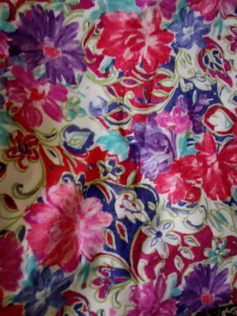 Cuvertură pt canapea și 2buc.draperii