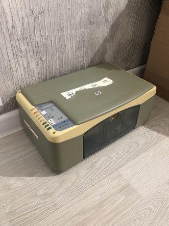 Продам принтер со сканером HP PSC 1410