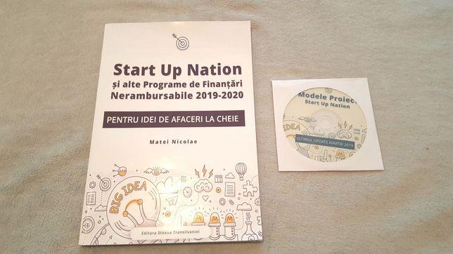 Carte start-up / fonduri europene 2020