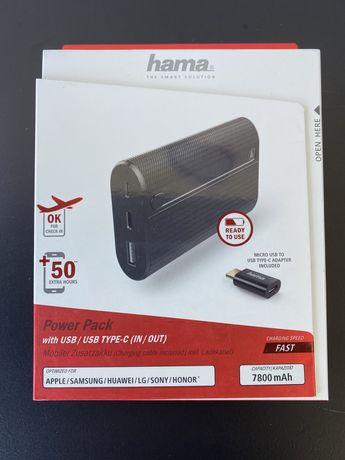 Baterie externa Hama X7 - 7800 mAh
