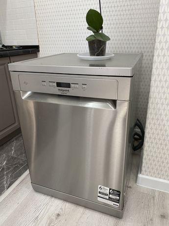 Посудомоечная машина Hot Point Ariston hfc 3c26x