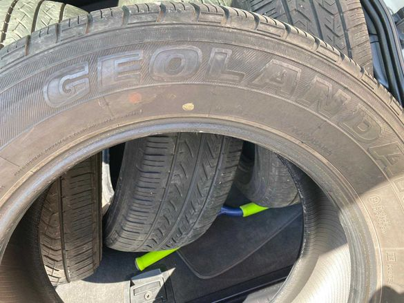 YOKOHAMA гуми внос от Швейцария 4 броя 225/60/17