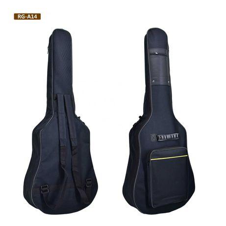 Чехол для гитары в 41 дюйм с хлопковым уплотнением.
