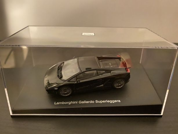 Macheta Lamborghini Gallardo Superlagera 1/43 AUTOart