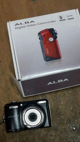 Цифров апарат и камерка