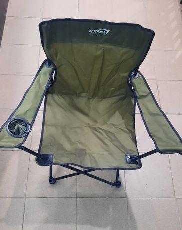 Кемпинговый стул Kaspi Red