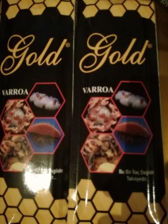 Ленти акар Gold varroa