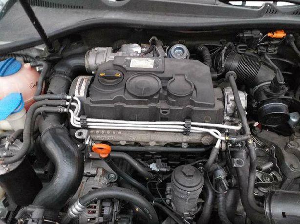 Motor 2.0 TDI BMP VW Skoda Audi