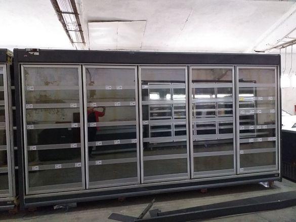 Хладилна витрина 4м, за външен агрегат
