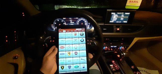 Tester Diagnoza Auto VW,AUDI,BMW etc