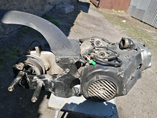 Двигатель 125 кубов