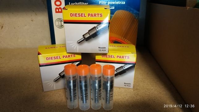 Duze.0.22, 0.26.Injectoare tuning 502, AFN, AHU, ASV, AGR,1Z, ALH ect.
