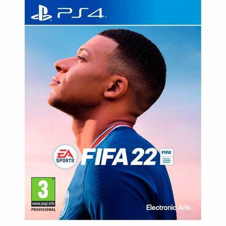 FIFA 22 для PS4.