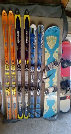 schi bocanci placa snowboard