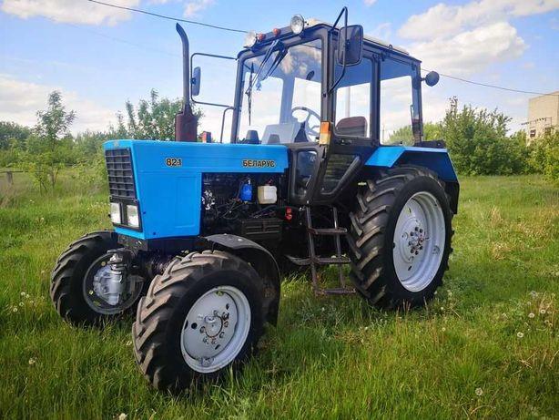 Трактор Мтз 82. 2013