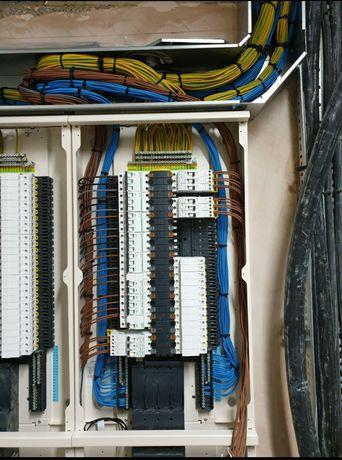 Electrician - execut instalatii electrice si reparatii