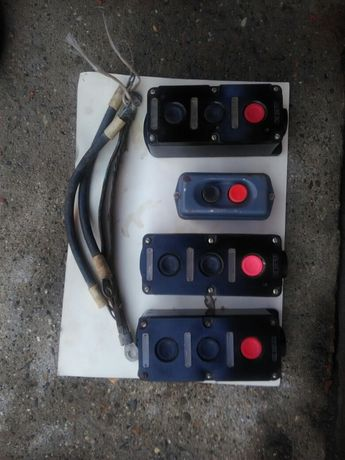 Автоматы электрические, а также контактные удлинители.