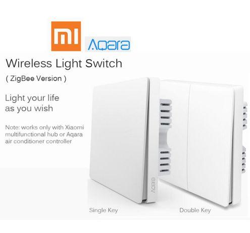 Aqara Wall switch Смарт ключ единичен ZigBee версия
