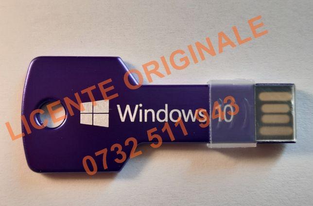 Stick original instalare Windows 10 PRO / HOME / ENTERPRISE / PRO N