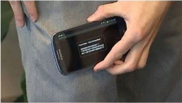 Калъф, протектор за карти,RFID,джоб против скимиране на карта, скемира