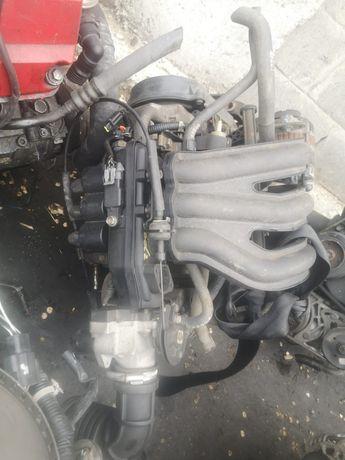 Контрактный двигатель на Daewoo Matiz объём 0.8. Дэу Матиз