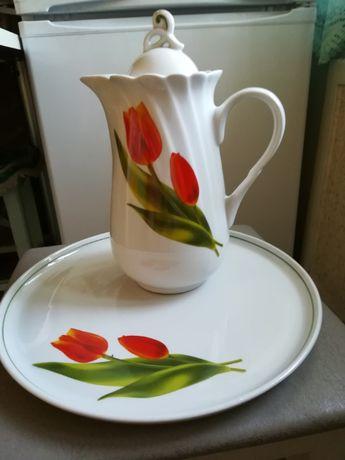 Набор для холодных и горячих напитков/чая