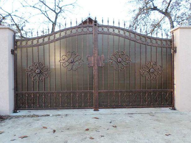 Porți și garduri la preturi mici!