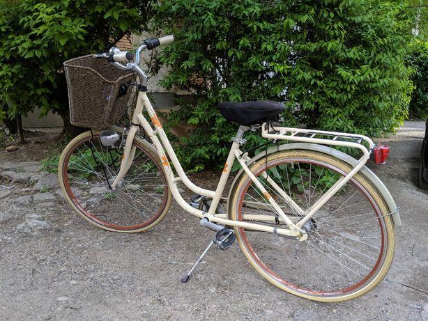 Bicicleta dama Cross Picnic cu cos