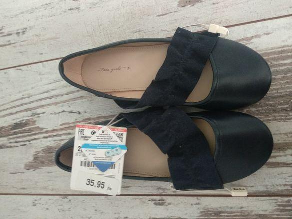 Детски обувки/ пантофки Зара, 28 размер