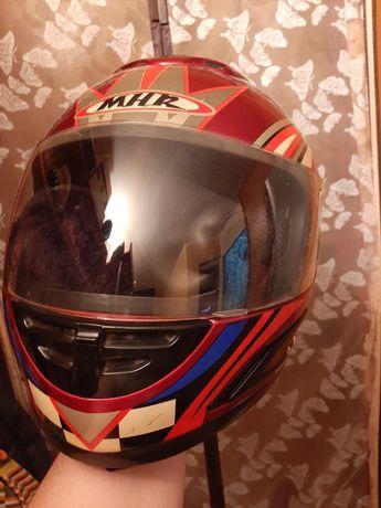 Шлем каска мотоциклистам