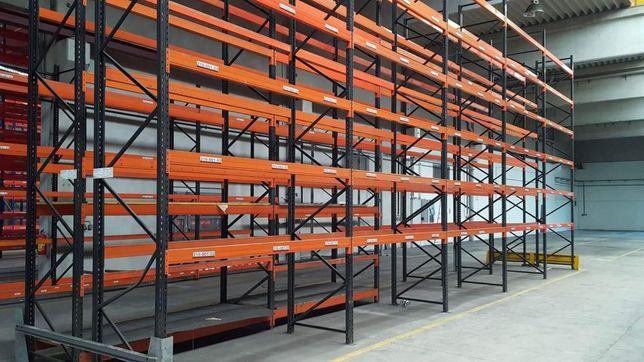 Rafturi depozitare paleti - industriale