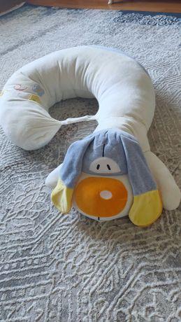 Детская подушка для кормления