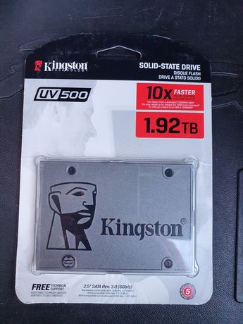 SSD Kingston SUV500 - 1920 GB - sigilat