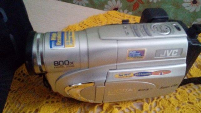 видеокамера jvc состояние отличное
