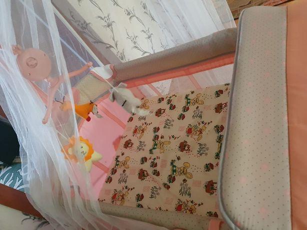 Детская кровать-манеж продается