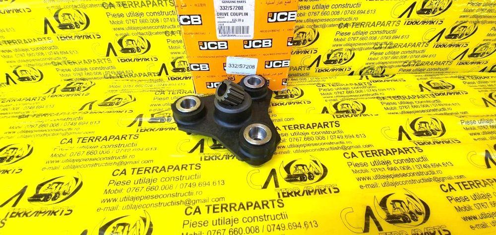 Ambreiaj pompă hidraulică - mini excavator JCB 1.5T- Tip CentafleX Vaslui - imagine 1